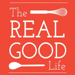 The Real Good Life logo