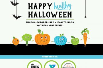 Happy Healthy Halloween Event