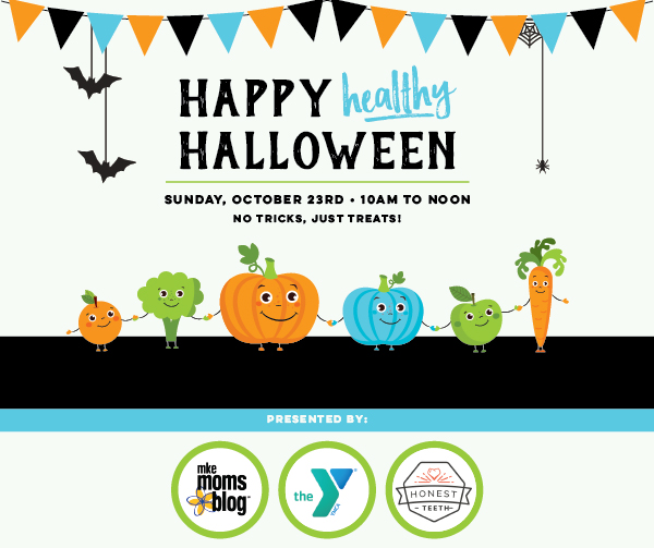 Happy Healthy Halloween Event This Sunday