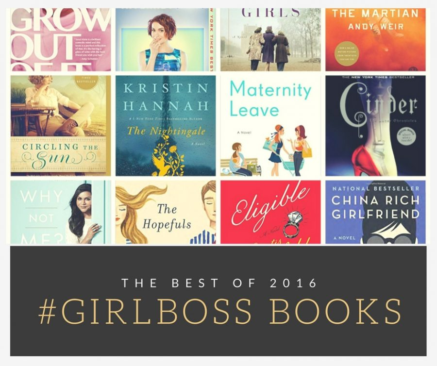My Favorite #Girlboss Books of 2016