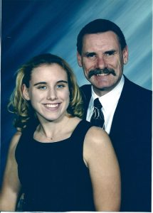 Senior Year Dance with Dad