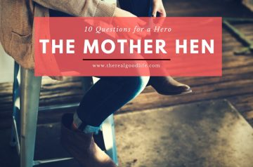 Heroes Series - The Mother Hen