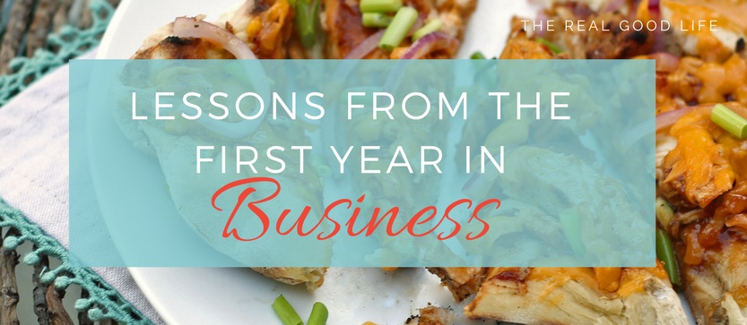 Lessons From The First Year In Business