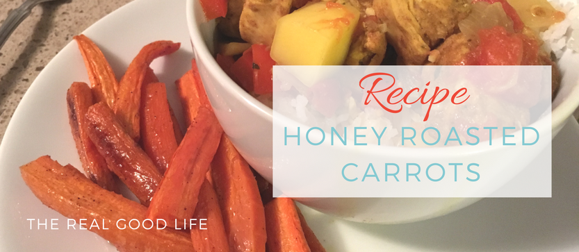 Cooking As Meditation – Honey Roasted Carrots
