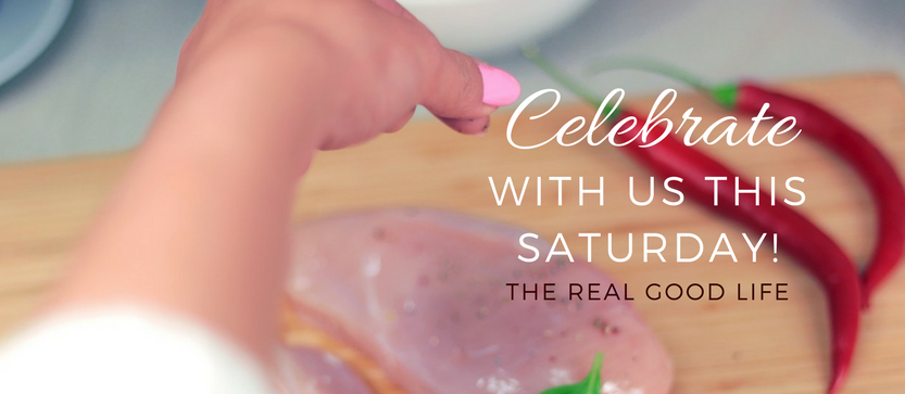 Celebrate with Us This Saturday