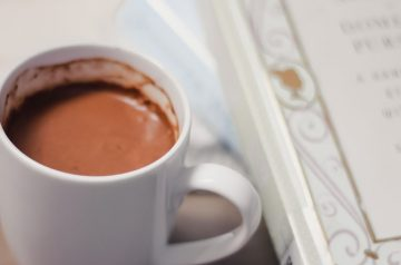 Clean Hot Chocolate