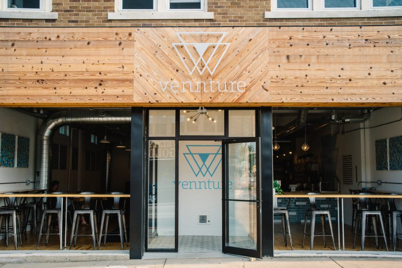 Vennture Brew Co Storefront