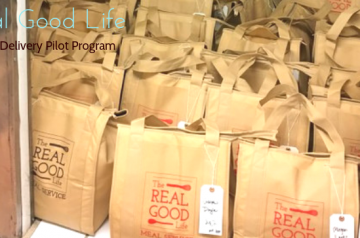 Workplace Meal Delivery Pilot Program