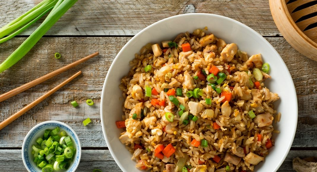Kitchen Sink Fried Rice