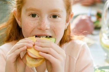 Kids Love Sandwiches!