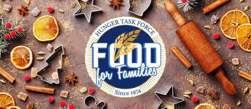 Virtual Food for Families Drive