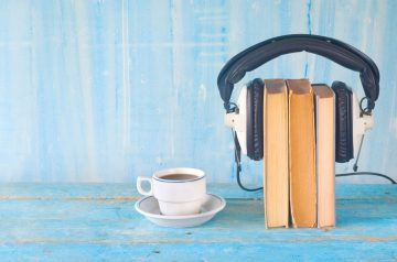 Books and Podcasts as Distractions